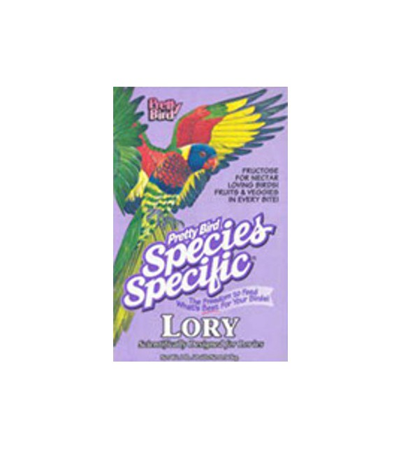 PrettyBird Species Specific - LORY