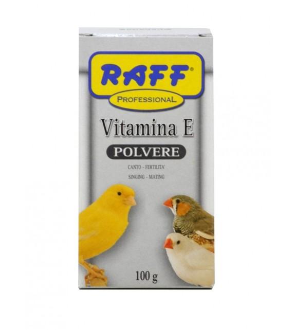 Vitamina E polvere