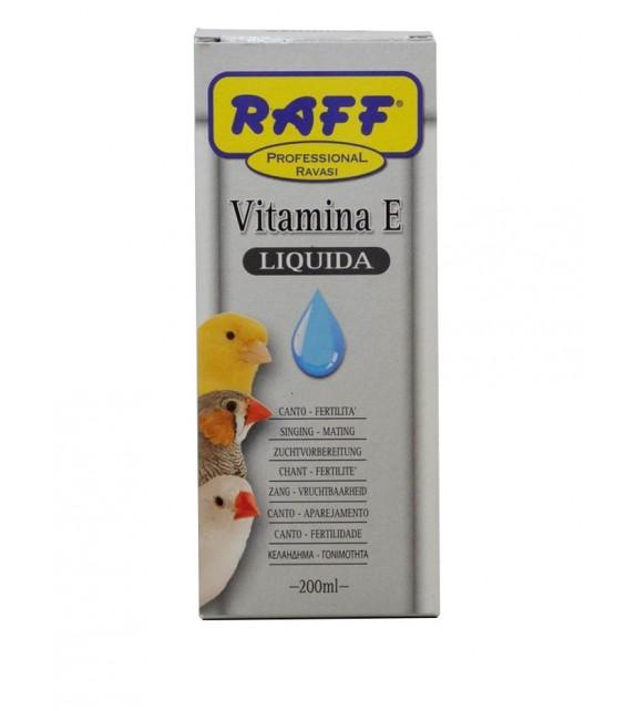 Vitamina E liquida
