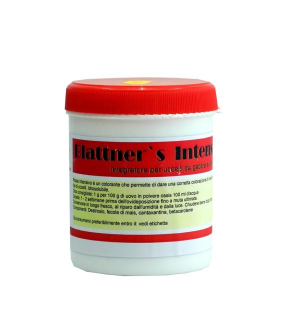 Colorante naturale rosso intensivo - Blattner