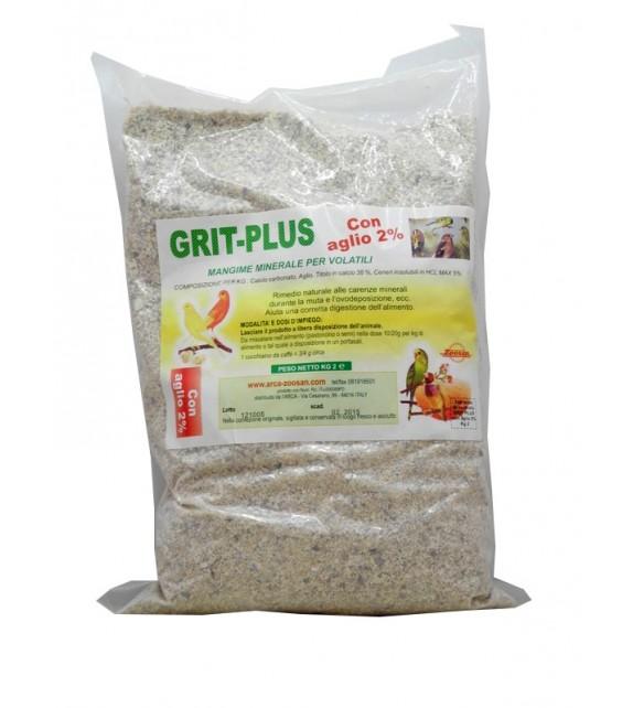 Grit-plus con aglio