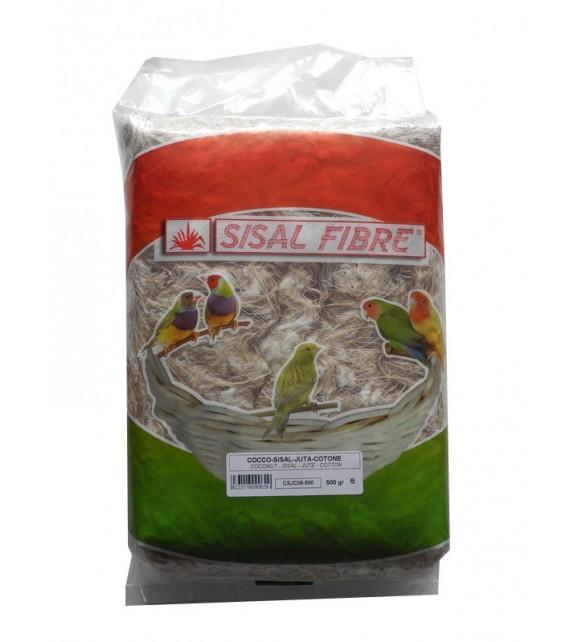 Cocco - sisal - juta - cotone