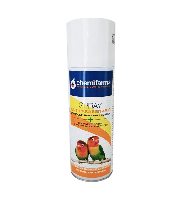 Spray antiparassitario